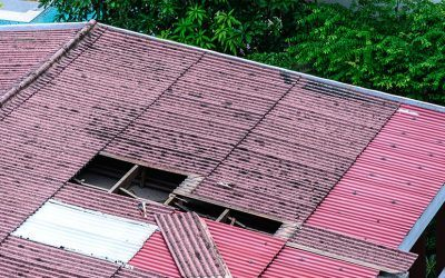 Roof Wind Damage-What it is and How to Spot It