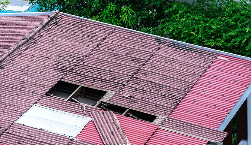 Roof Wind Damage What It Is And How To Spot It Burggraf