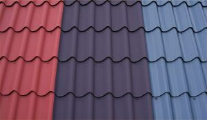 Three Colored Roof
